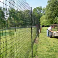 Deer Amp Garden Fencing Gates Post Amp Accessories Benner