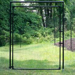 Deer Fence Access Gates