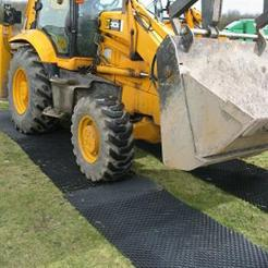 Turf Protection Matting