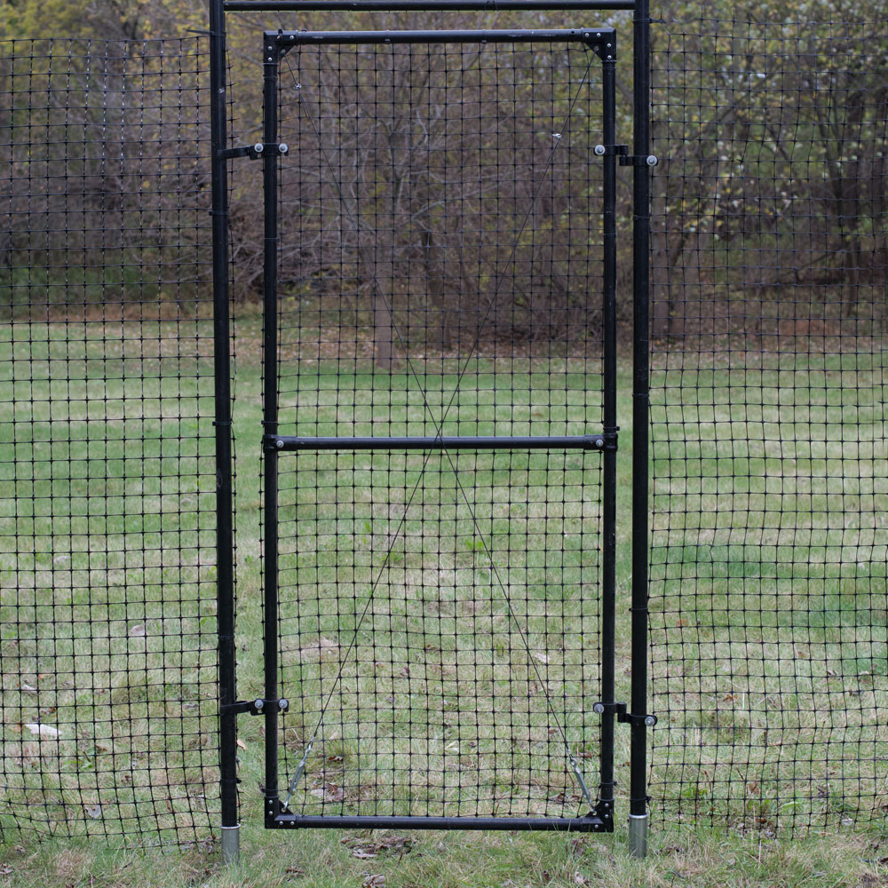 Wire Fence Gate | 8 Deer Fence Gate With Frame