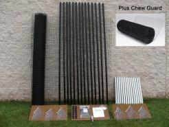 5' x 330' Heavy Duty Farm Fence Kit