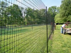 Ultimate Garden Deer Fence Kit