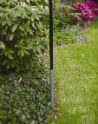 7' Fence Post with Sleeve and End Cap