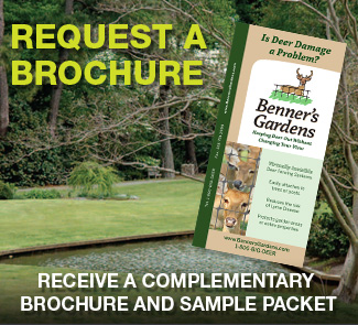 Request a Deer Fencing Brochure and Sample Packet