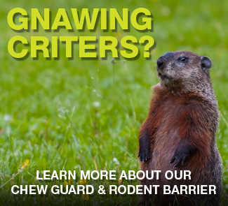 Deer Fencing and Rodent Barriers